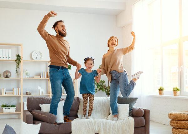 Låna upp till 85 % av bostadens värde